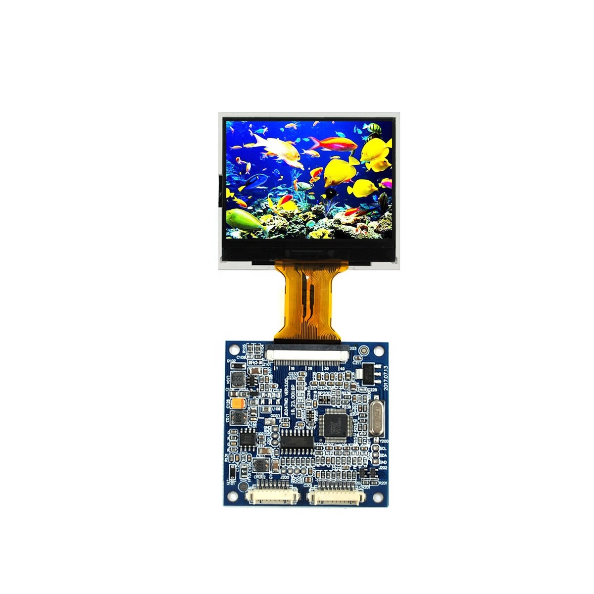 color 2.5 inch <strong>lcd</strong> 480x234 small display for video monitor