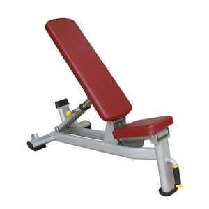 lifetime fitness exercise gym equipment multi adjustable bench for sale