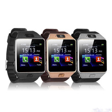 DZ09 Thông Minh Xem với Màn Hình Cảm Ứng cho Điện Thoại Thông Minh smartwatch Thẻ Sim cho iPhone Android Smartwatch DZ09 smartwatch android
