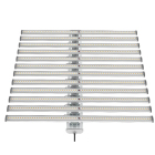 Nice Led Bar Grow Light LUX Awesome Spread 12 Bars Led Grow Light With Nice Dissipates Heat With Amazing Canopy For Commercial Crop Production