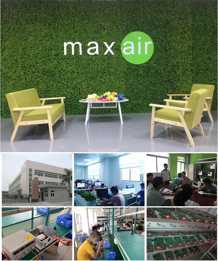 Maxair brand scent nebulizer,Portable Essential Oil Scent Diffuser