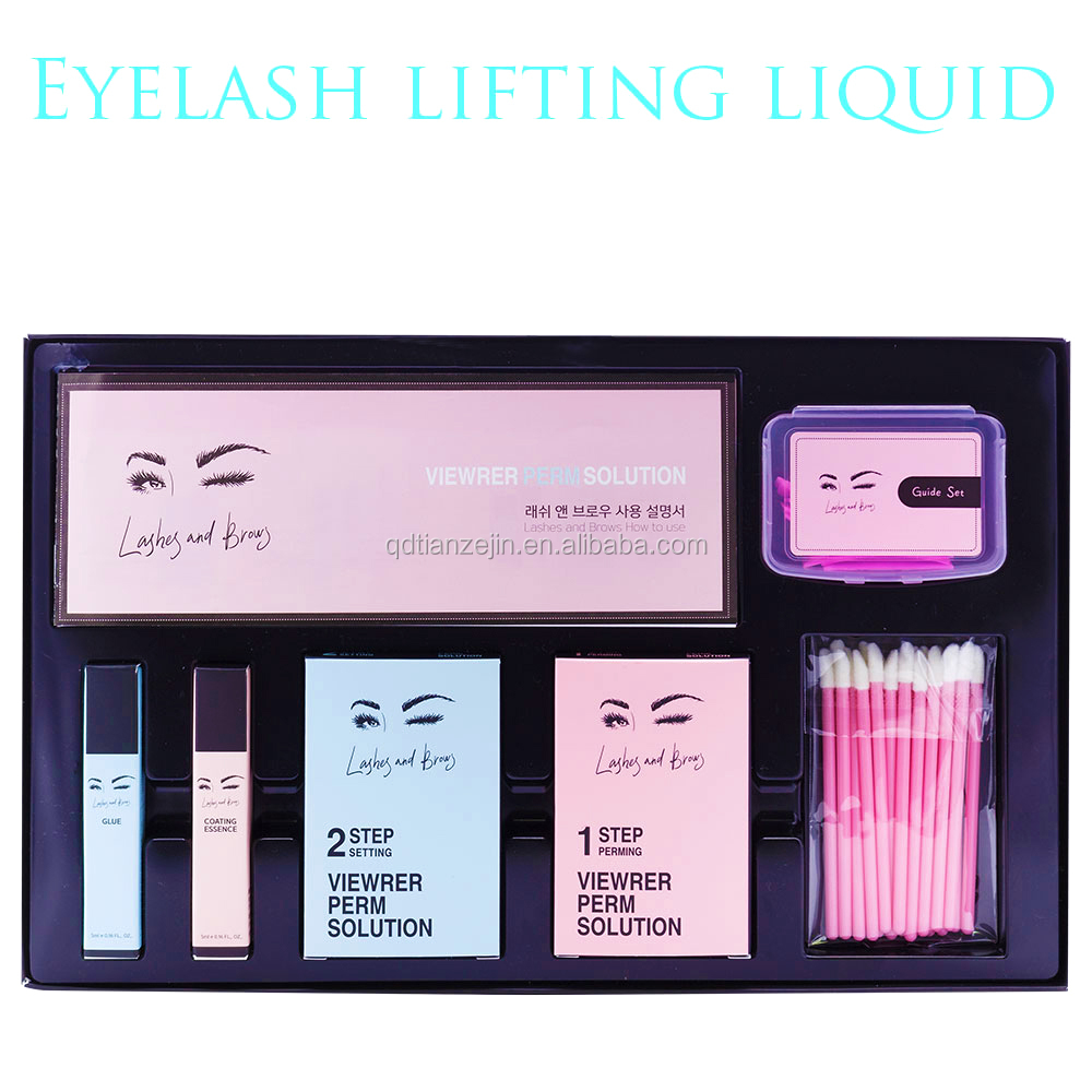 wholesale Professional eyelash lift kit lash perm kit