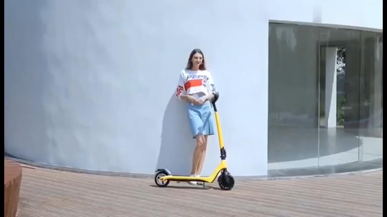 Nouveau style portable planche 2 roues électrique scooter 350w pour les adultes