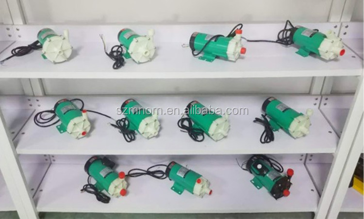 MD-70R Magnetic Drive Chemical Industrial Transfer Pump