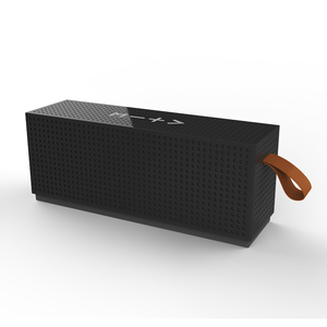 Outdoor/Indoor Portable square bar Speaker with Bluetooth/USB/TF/FM Radio/Aux In