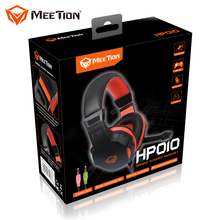 Noise cancelling gaming headset surround sound gaming kopfhörer für Laptop und Desktop