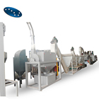 World famous brand waste used pet bottle plastic washing line recycling machine production line