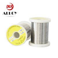 Best Price nichrome alloy Cr20Ni80 resistance heating wire