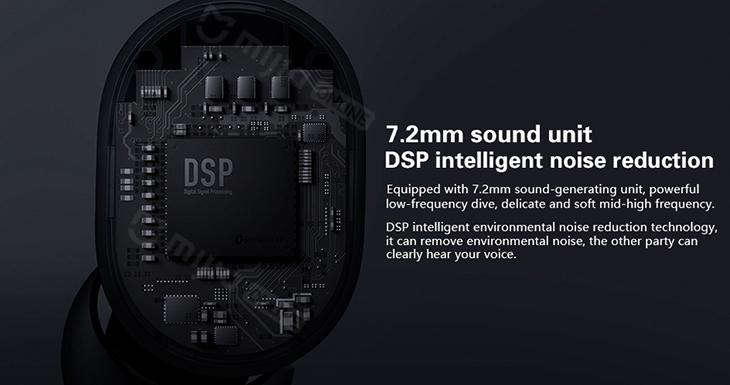 original xiaomi True Wireless Earbuds Basic 2 Wireless Earphone AI Control Bluetooth5.0 In-Ear Stereo Bass Headset Ture Earbuds