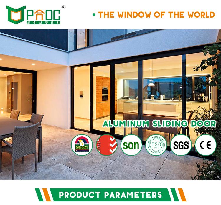 ขายส่งอลูมิเนียมบาร์สำหรับห้องนอนเลื่อนPivotหน้าต่างและประตูที่มีAS2047/CE