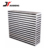 Air Cooled Plate and Bar aluminum radiator cores for oil cooler and intercooler
