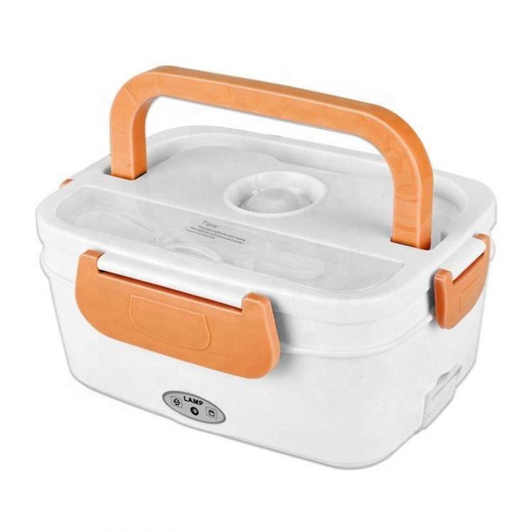 Hohe Qualität Rechteck 1.05L elektrische edelstahl lunch box