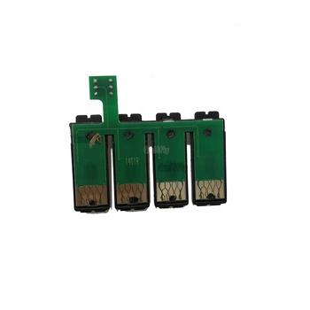 T140R 4C universal  reset chip compatible epson printer  tank cartridge   CISS chip for Epson 630/63