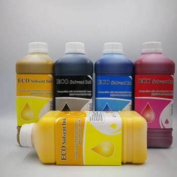GS508 Eco Solvent Ink  for Infiniti/Phaeton/Gongzheng Printers