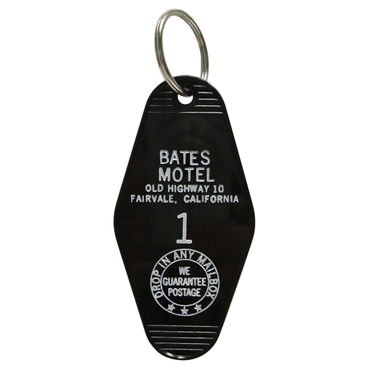 2-hotel keychain
