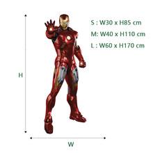 Союз Мстителей, Железный человек, Человек-паук, постер с изображением чужого украшения, вечерние украшения, обои очень большого капитана, Че...(Китай)