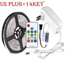 WS2811 Светодиодная лента для кухни, водонепроницаемый шкаф, шкаф, телевизор, задний свет, DC 12 В, водонепроницаемый светодиодный светильник для...(Китай)