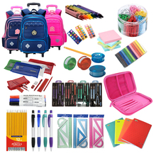 Terug Naar School Supplies Pack Kids Student <span class=keywords><strong>Briefpapier</strong></span> Set