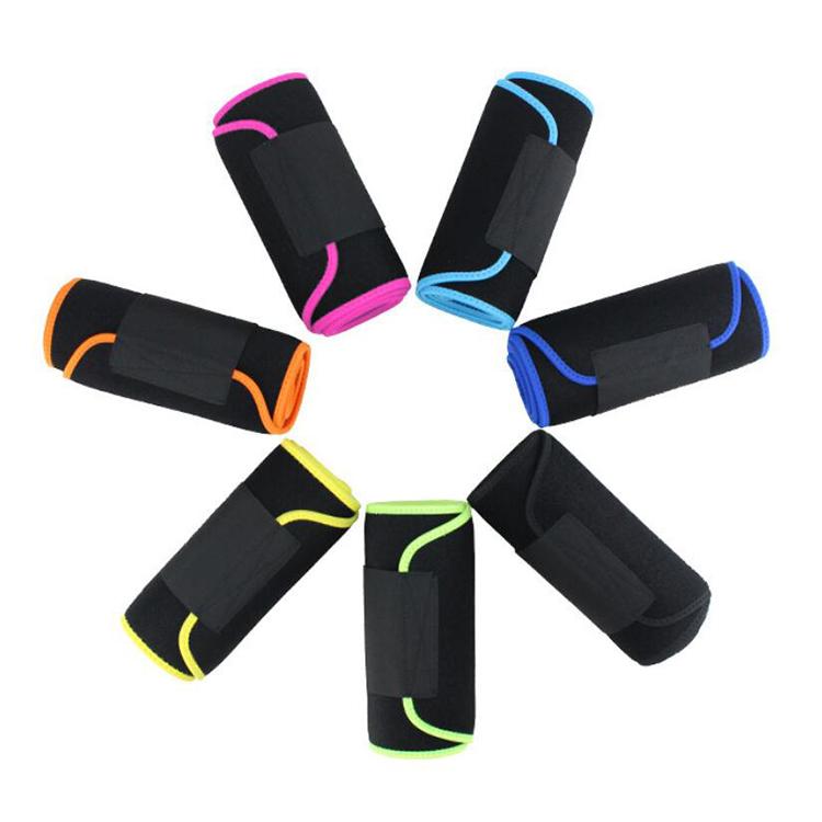 Personalizado Doce Cinto Cintura Trimmer Abdominal Trainer Cinto Ajustável Suor Magro Para Perda de Peso Queimador de Gordura