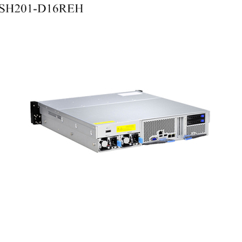 Cost-Efficiency 4U Blade Server Dual CPU Based Harmuber Storage Server SH201-D16REH