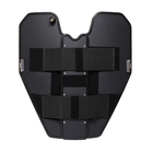 Hand hold shield bullet proof folding shield ballistic shield