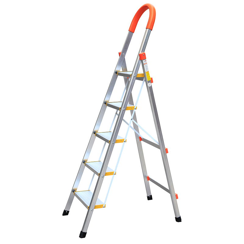UPSPIRIT stainless steel home use foldable step ladder