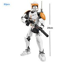 Звездные войны сборная фигурка Kylo Ren Jango Boba Фетт Чубакка K-2SO Rey Finn Строительный Блок Игрушка совместима с Legoinglys(Китай)