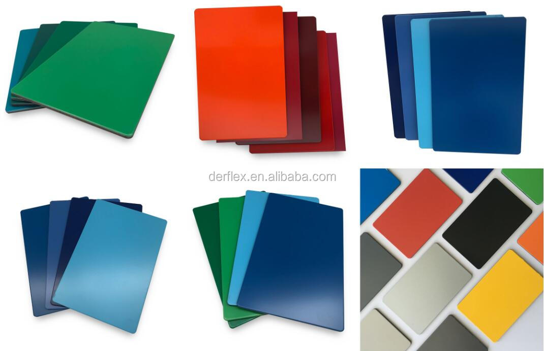 Aluminum Composite Panel Alternative Wall Materials ACP Sheet