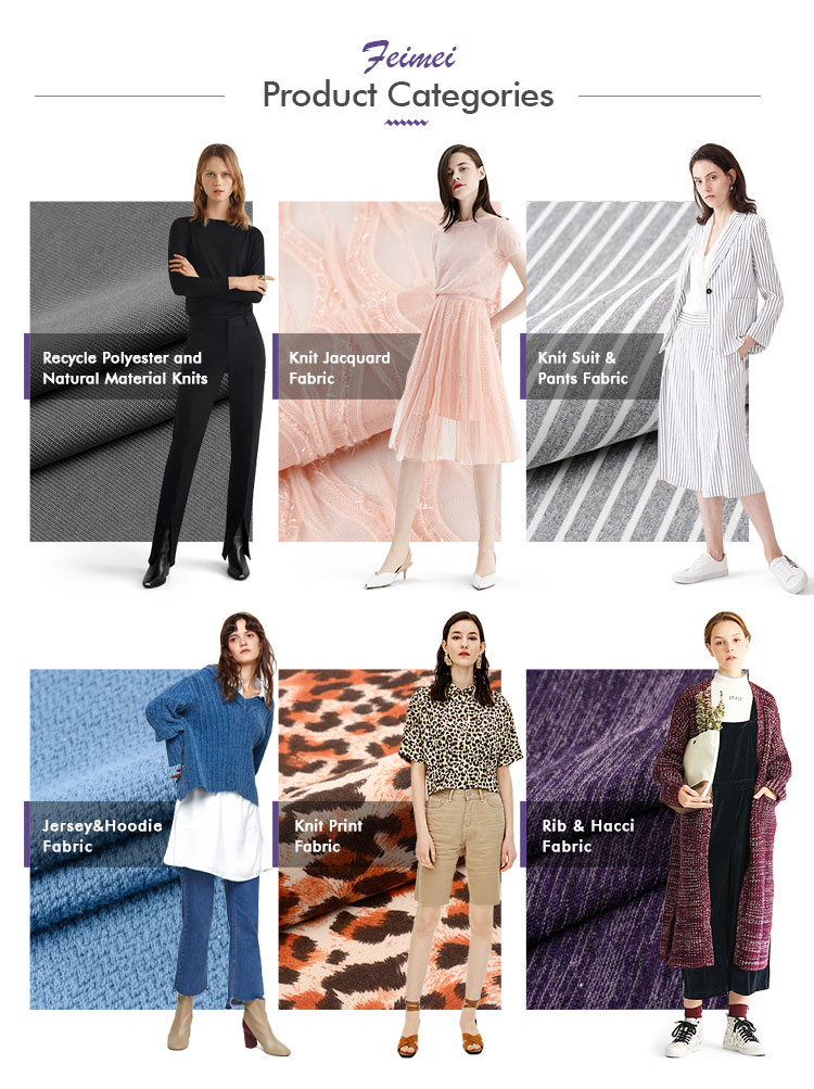 Yeni tasarım yüksek standart şık çin tekstil üreticisi Polyester Rayon ipliği boyalı şerit Ponte Roma kumaş çanta