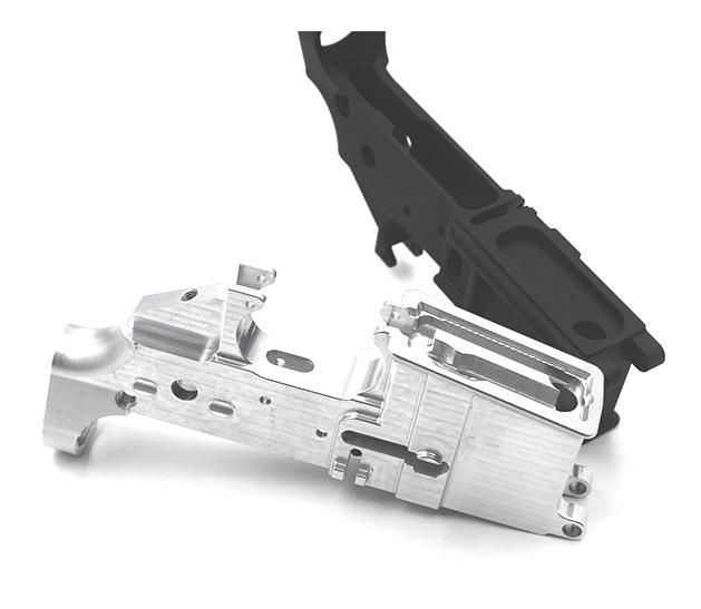 OEM Non Standar Polishing Tembaga Aluminium 5 Axis CNC Bagian Mesin