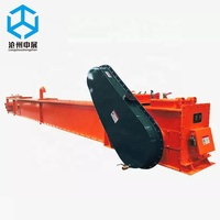 Transport Equipment Enclosed FU Type Scraper Chain Conveyor