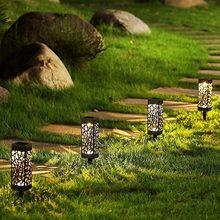 Солнечный светильник 4 режима 25 светодиодный 2700K G40 вольфрамовый Солнечный струнный светильник s Рождественская гирлянда Солнечный сад водо...(Китай)