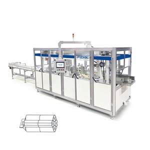 Production Automatic Tissue Paper Making Packing Machine