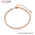 76605 Xuping fashion design jewelry chain bracelet 18k gold plated bracelet for women