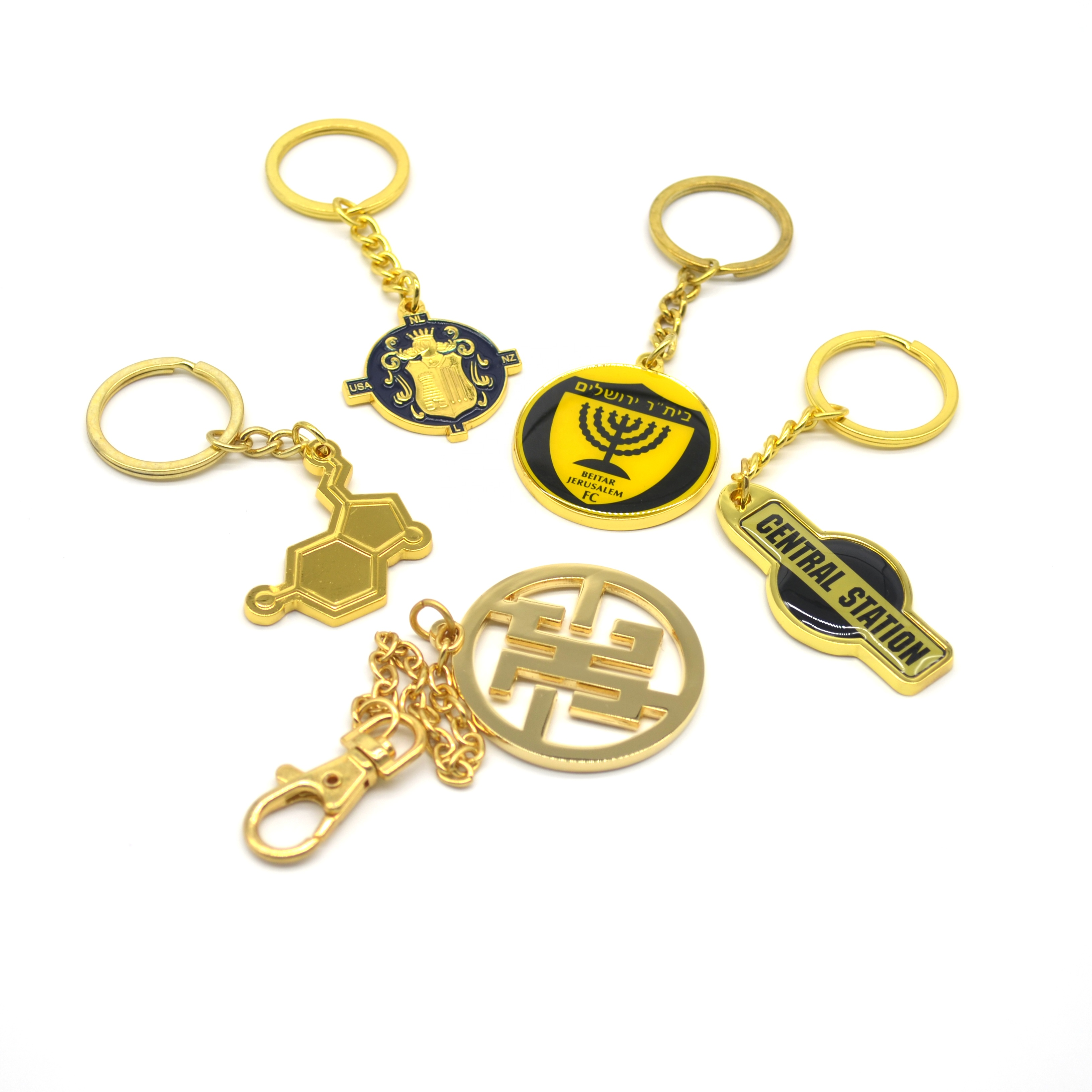 Manufacturer mini 3D car Couple Bag Pendant Collection Value Keychain