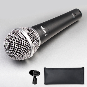 wholesaler professional handheld karaoke dynamic wired microphone for singing and conference