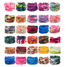 Factory Cheap Sell High Quality Soft Magic Neck Customise Seamless Tube Bandanas Buff Multifunctional Bandana