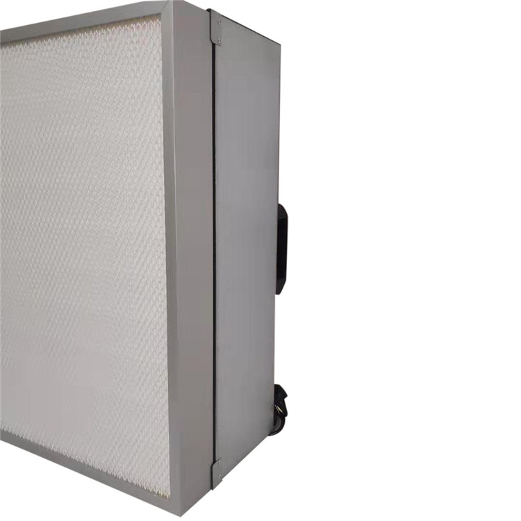 High Quality Clean Room HEPA Fan Filter FFU Unit With HEPA Filter