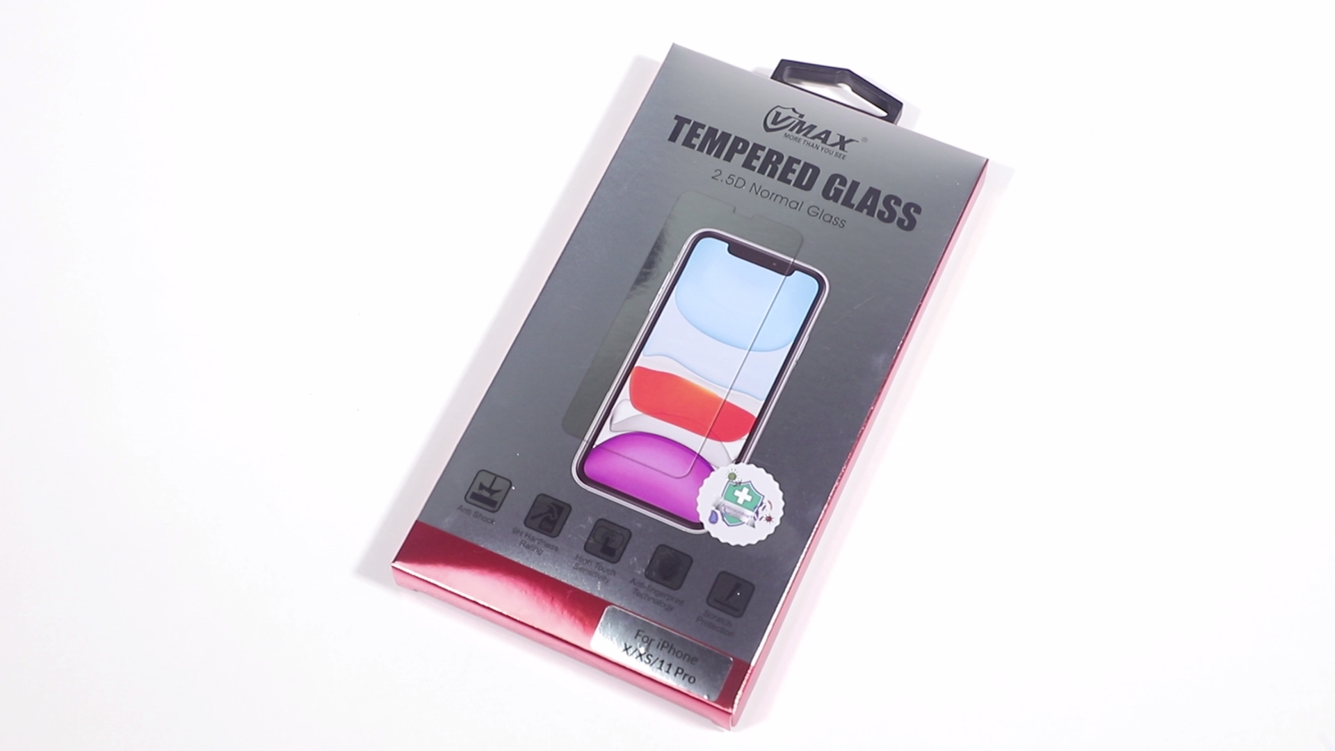 3D top quality 0.33mm high clear cell phone tempered glass screen protector for iPhone 12 9h curve glass screen protector