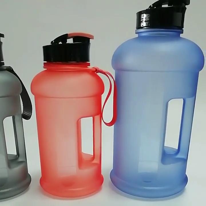 Шейкеры для протеиновых коктейлей бутылка 1300 мл шейкер бутылка с соломой пластик без добавления бисфенола А герметичная Спортивная бутылка для воды