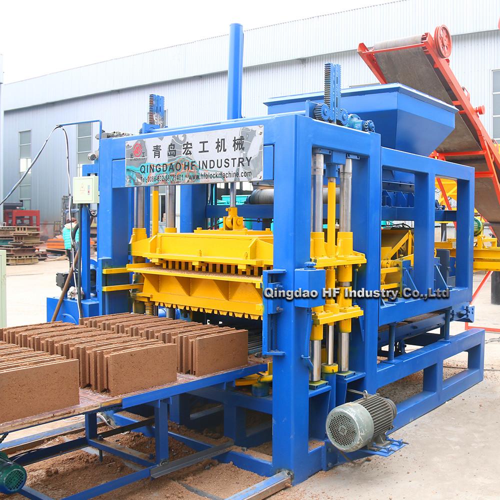 Chine Qt5-15 plein béton hydraulique automatique machine à