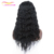 high quality wholesale price middle water wave parting lace front indian synthetic wigs for black women hairstyles
