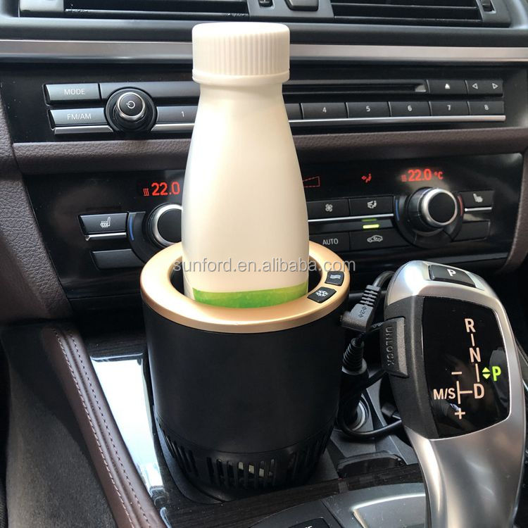 China factory supply ABS material smart drink cup holder smart water cup