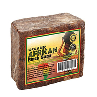 100% Natural Wholesale Handmade African Black Soap