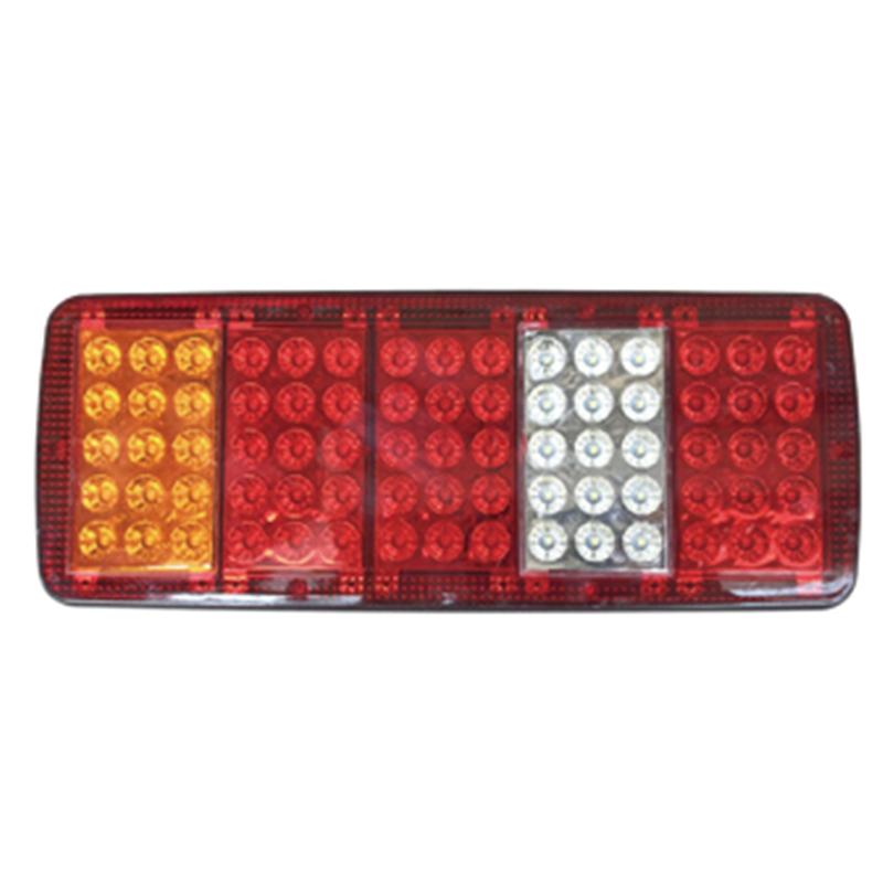 Hot Sale Waterproof Hatchback Led 4Inch Tail Lights Trucks