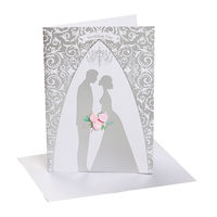 Creative Design Wedding Card
