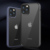 TPU PC hybrid HD Clear Back Case for iphone 11 pro Max, shockproof transparent phone case for iphone11 Cover