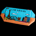 Zipper Purse 2020 Wholesale Custom Logo Uv Print Las Vegas Women Handbags Purse