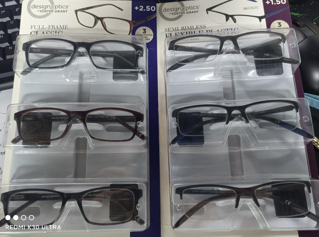 New Fashion Style Reading Glasses