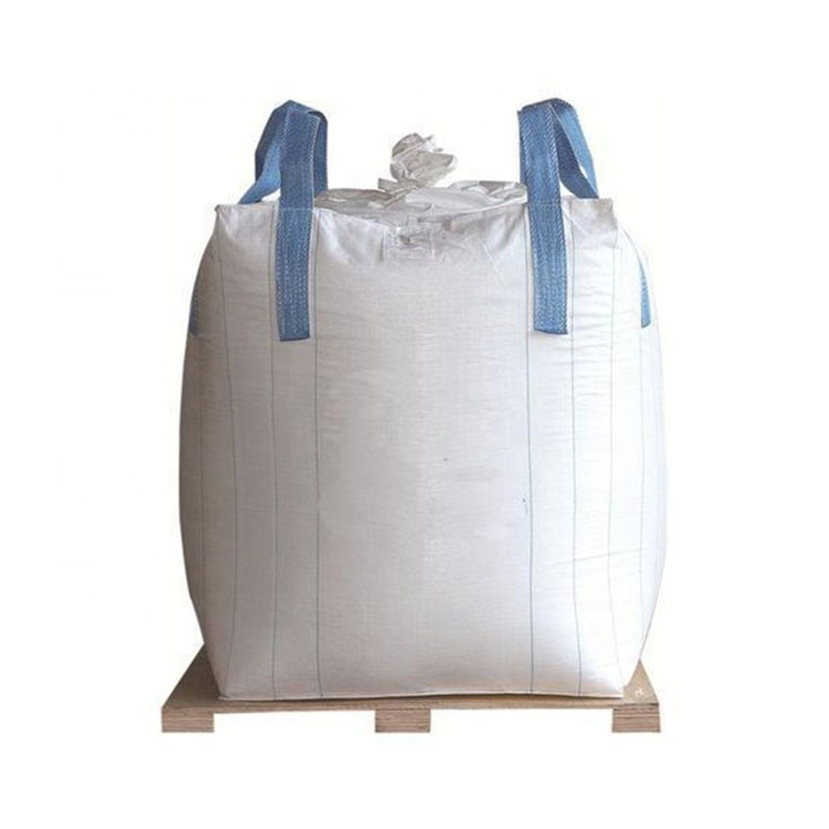 Widely Used recycled 2 ton sling bags cement 1 tonne pp jumbo bag woven big container price for sale for sand